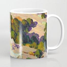 Sunset in the Foothills - William Herbert Dunton Coffee Mug