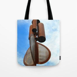 Wind Chimes for Giants Tote Bag