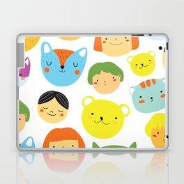Kids & Animals Laptop & iPad Skin