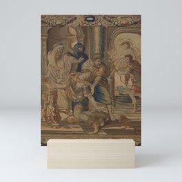The Death of Achilles Mini Art Print