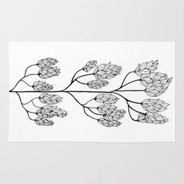 Leaf-like Sumac Rug