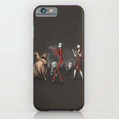 Thriller before Christmas iPhone 6s Slim Case