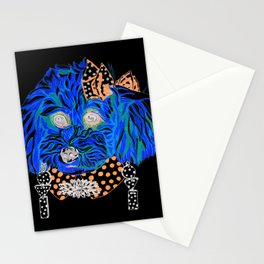 1980's Poochon Stationery Cards