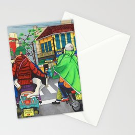 Vietnamese Gangsta Stationery Cards