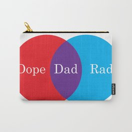 Dope Rad Dad Carry-All Pouch