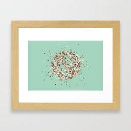 spheres 3 Framed Art Print