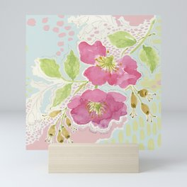 Wild Rose Mini Art Print