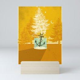 MASON ANCHOR Mini Art Print