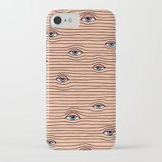 PEEPING TOM iPhone 7 Slim Case