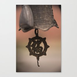 """Luck"" Canvas Print"