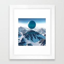 Alps Framed Art Print