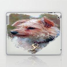 Scruff Laptop & iPad Skin
