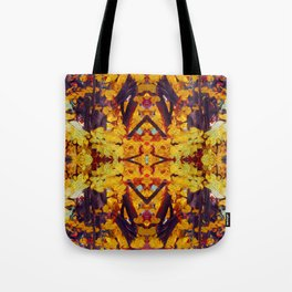 Patterned Paintography  Tote Bag