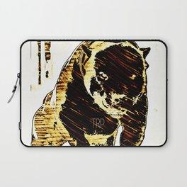 Pit Bull Models: Khan 01-01 Laptop Sleeve