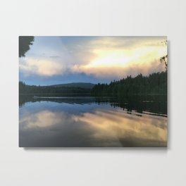 Timothy Lake Metal Print