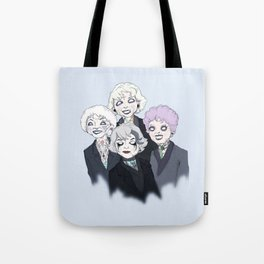 Gothic Girls Tote Bag