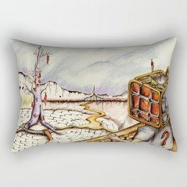 """""""Cubical"""" Rectangular Pillow"""