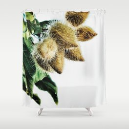 The Fuzz (Mirror) Shower Curtain