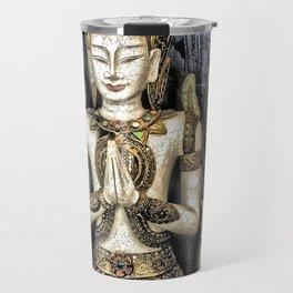 3 Buddhas Travel Mug