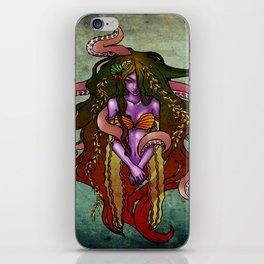 Pusit Lady iPhone Skin