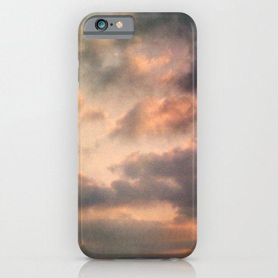 Dreamy Clouds iPhone & iPod Case