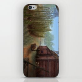 Small Farm iPhone Skin