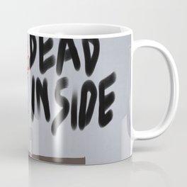 Don't Open Dead Inside, Walking Dead  Coffee Mug