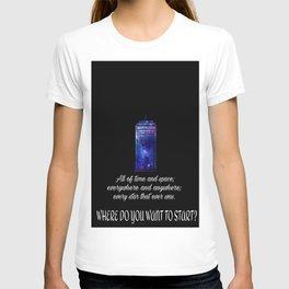 Tardis Stories T-shirt