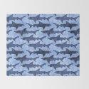 Blue Ocean Shark by antiqueimages