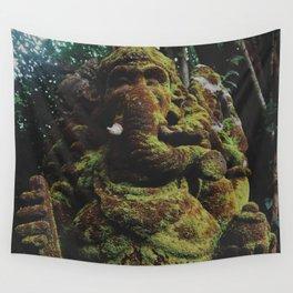 Stoned elephant  Wall Tapestry