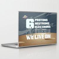 transistor Laptop & iPad Skins featuring 311 - Galaxy by gatebasher_311