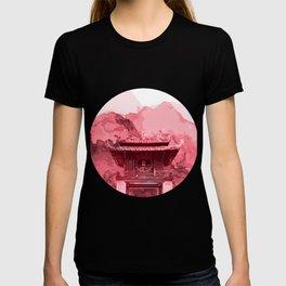 Vietnam Quoc Tu Giam Temple Hanoi capital T-shirt