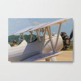 Flying History - 5 Metal Print