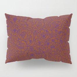 Swirls Pattern Pillow Sham