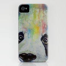 Panda Rainbow Slim Case iPhone (4, 4s)