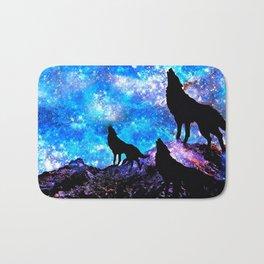 Wolf Trio Bath Mat