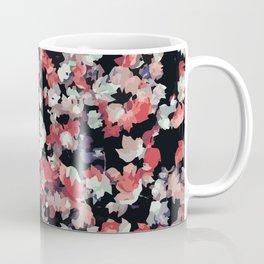 Floral Ecstasy Painting Coffee Mug