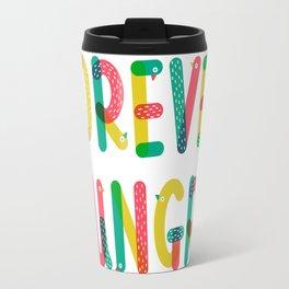 Forever Hungry Travel Mug