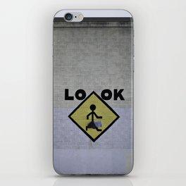 Look! iPhone Skin