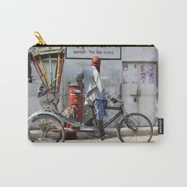 Indian rickshaw Carry-All Pouch