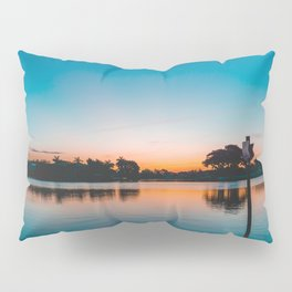 Coffee Pot Sunrise Pillow Sham