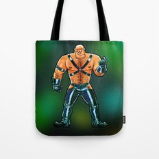 Leather Daddy Tote Bag