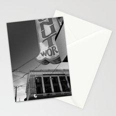 Donut World : Inner Sunset, San Francisco Stationery Cards