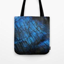 labradorite scales Tote Bag
