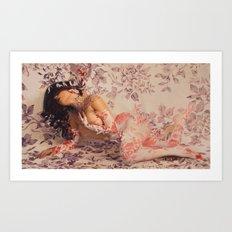 Love Potion Art Print