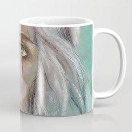 Fan art Witcher III - Cirilla Fiona Elen Riannon Coffee Mug