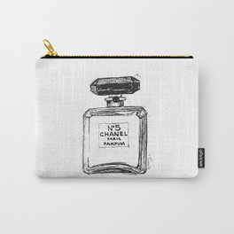 Perfume no.5 illustration  Carry-All Pouch