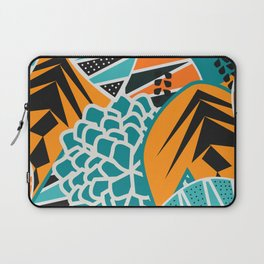 Leaf tropicana Laptop Sleeve