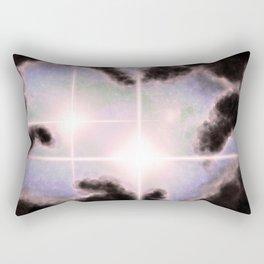 2-Star Nebula Rectangular Pillow