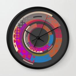 magic roundabout Wall Clock